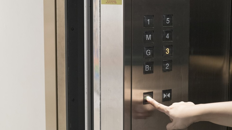 Luisa Tam & Would you hold the lift door for a stranger? The answer says a lot ...