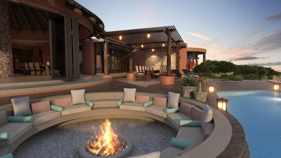 Living Wild South African Luxury Villas Offer Heady Mix