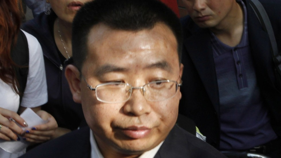 Image result for lawyer Jiang Tianyong