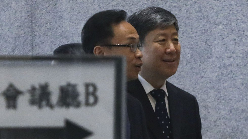 a report on the repossession of the communist chinese government of hong kong China's preferences in the establishment of an east asian secures political hegemony for the chinese communist repossession of hong kong in.
