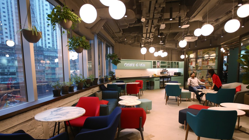 Co working spaces are driving change in the office market south co working spaces are driving change in the office market south china morning post malvernweather Choice Image