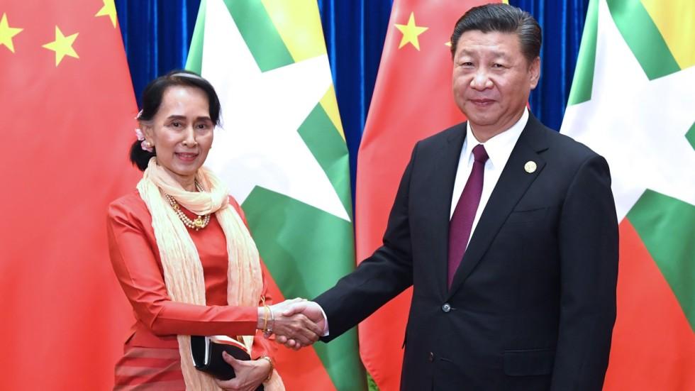 Image result for ayn suu kyi, Myanmar, photos