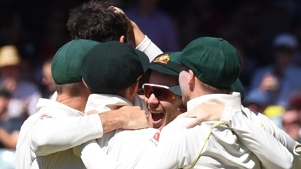 3036d3b222f Ashes humiliation looms for England as Australia clean up in Adelaide test  for 2-0 series lead