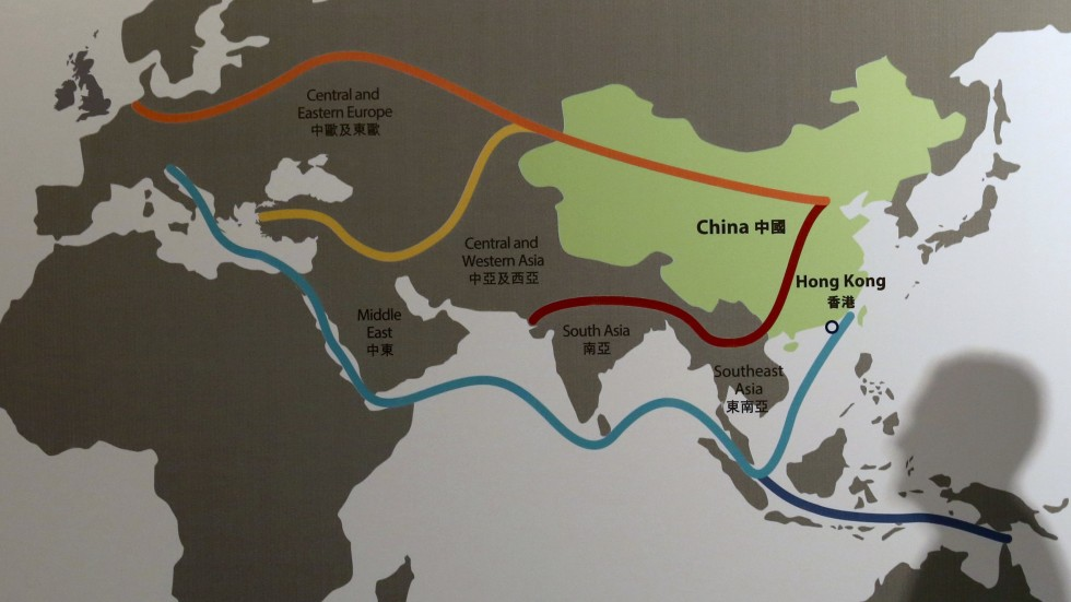 hong kong business leaders team up to seize belt and road opportunities south china morning post