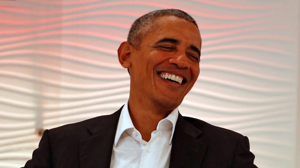 Barack Obama's post-presidential life: US$1 million for ...