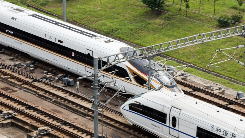 full speed ahead for china s fast rail network with us 112 billion