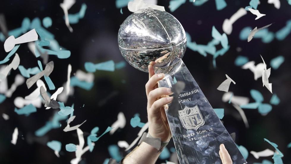 Philadelphia Eagles Soar To Super Bowl Victory As New England