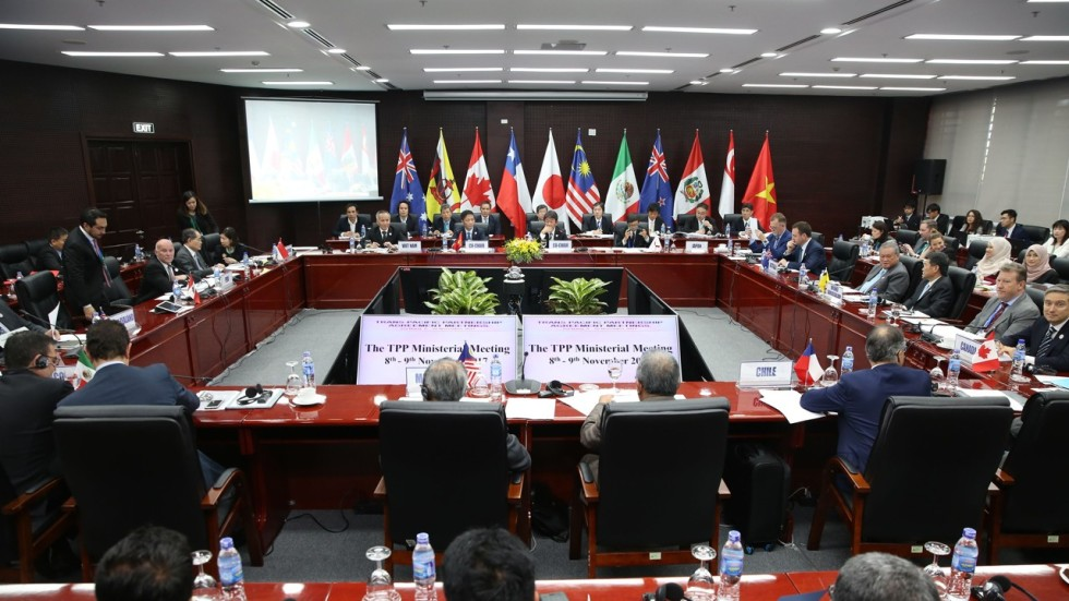 11 Asia Pacific States To Sign Revamped Tpp Trade Deal Without
