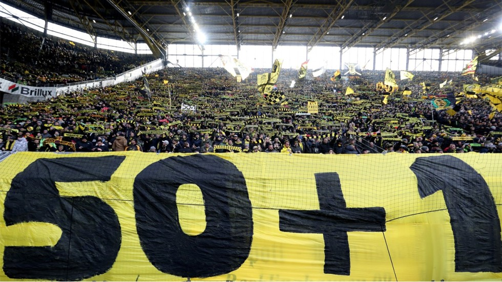 Is Time Almost Up For The Bundesliga S 50 1 Rule German
