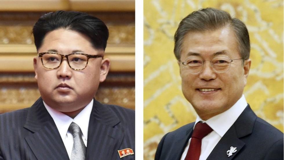 Koreas set up first leaders' hotline