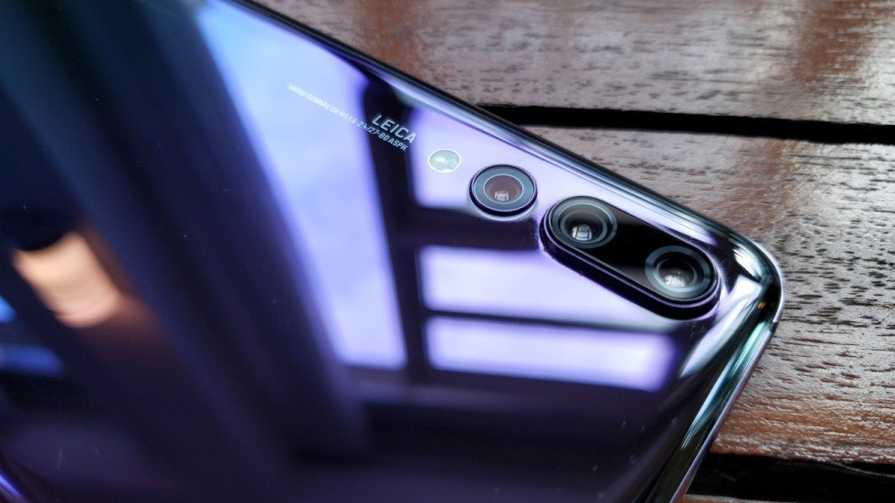 Huawei P20 Pro First Impressions Triple Rear Cameras