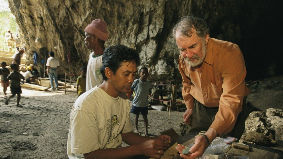 Indonesian Archaeologist Recalls Flores Hobbit Fossil