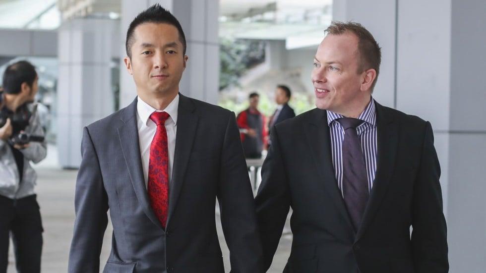Homosexual couples employment benefits