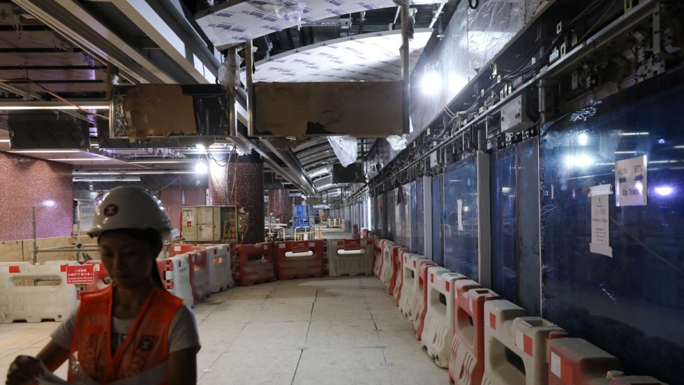 MTR Corp given one week to submit report on Sha Tin ...