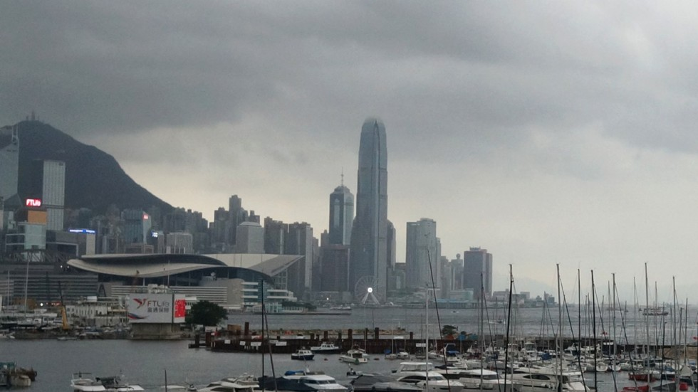 Hong Kong Observatory To Keep An Eye On Possible Typhoon The Way