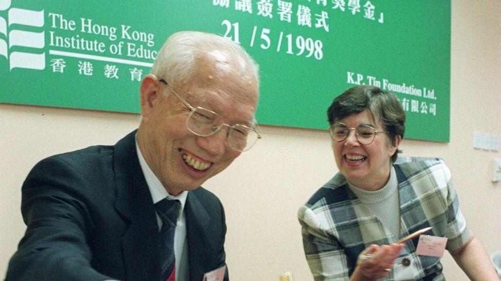 Hong Kong mourns as Tin Ka-ping 'a great educator' and ...