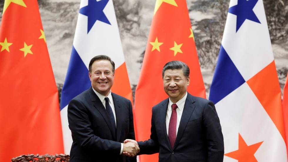 Taiwan Isolation Pays Off For Panama As China Opens Free Trade Talks