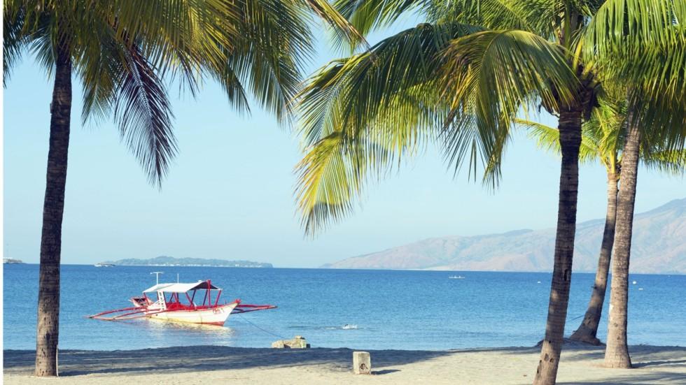 philippines beaches women