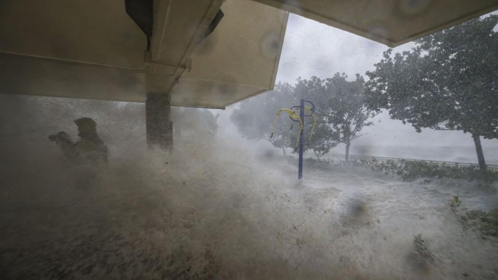 Image result for Typhoon Mangkhut leaves devastating impact on South-East Asia