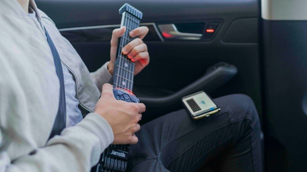 Self-taught musicians hit the high notes on app-connected digital ...