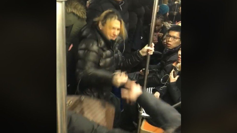 Video Shows Shocking Racist Assault On Asian American In New York