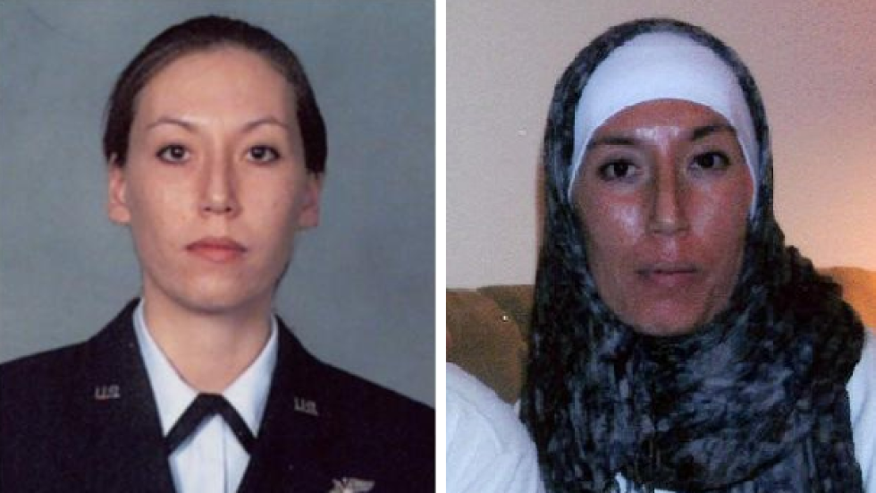Former Us Air Force Intelligence Officer Monica Witt Is Charged With