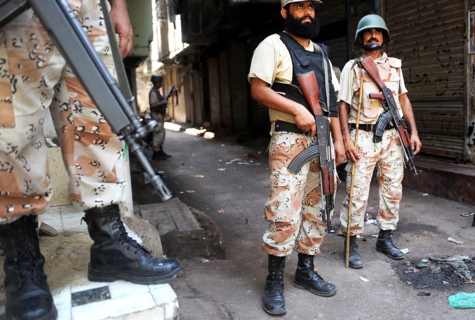 essay on war on terror in pakistan