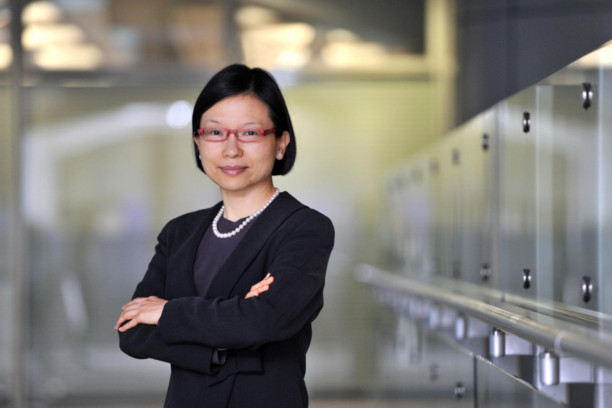 ANITA FUNG: THE HSBC CHIEF EXECUTIVE OFFICER WHO BROKE THROUGH THE GLASS CEILING