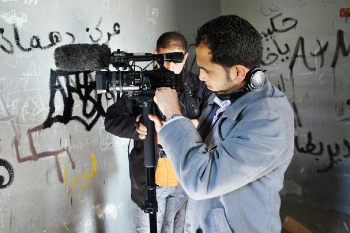 The filming of ''Graffiti''. Photos: Corbis; AFP; SCMP; Ibrahim el-Mayet