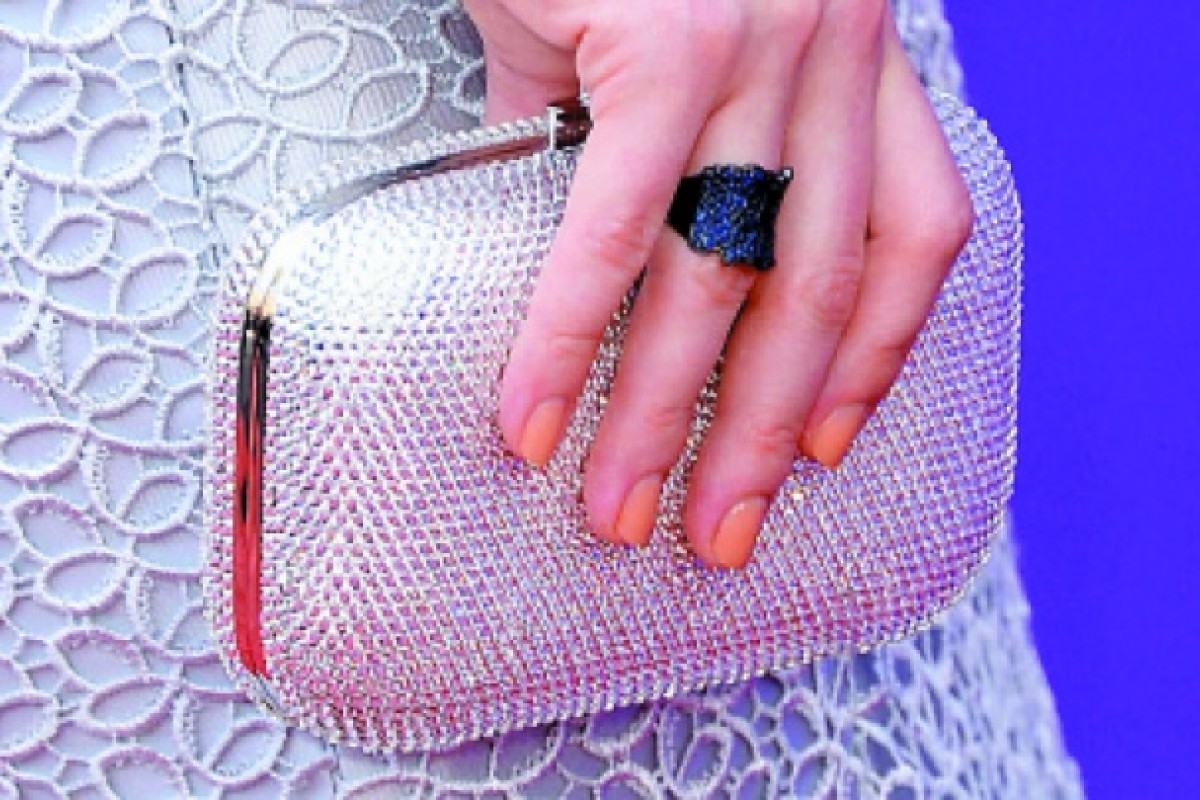 Minaudières double as jewellery at red carpet events.