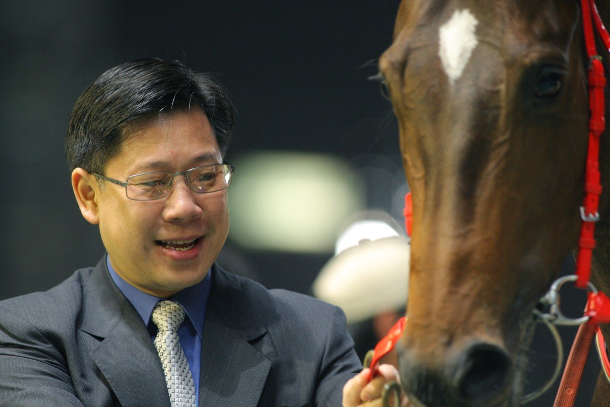 Dennis Yip is keeping the trainer's race interesting. Photo: SCMP