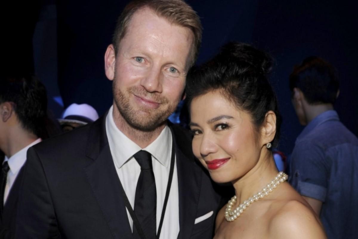 Gerd von Podewils and Cherie Chung