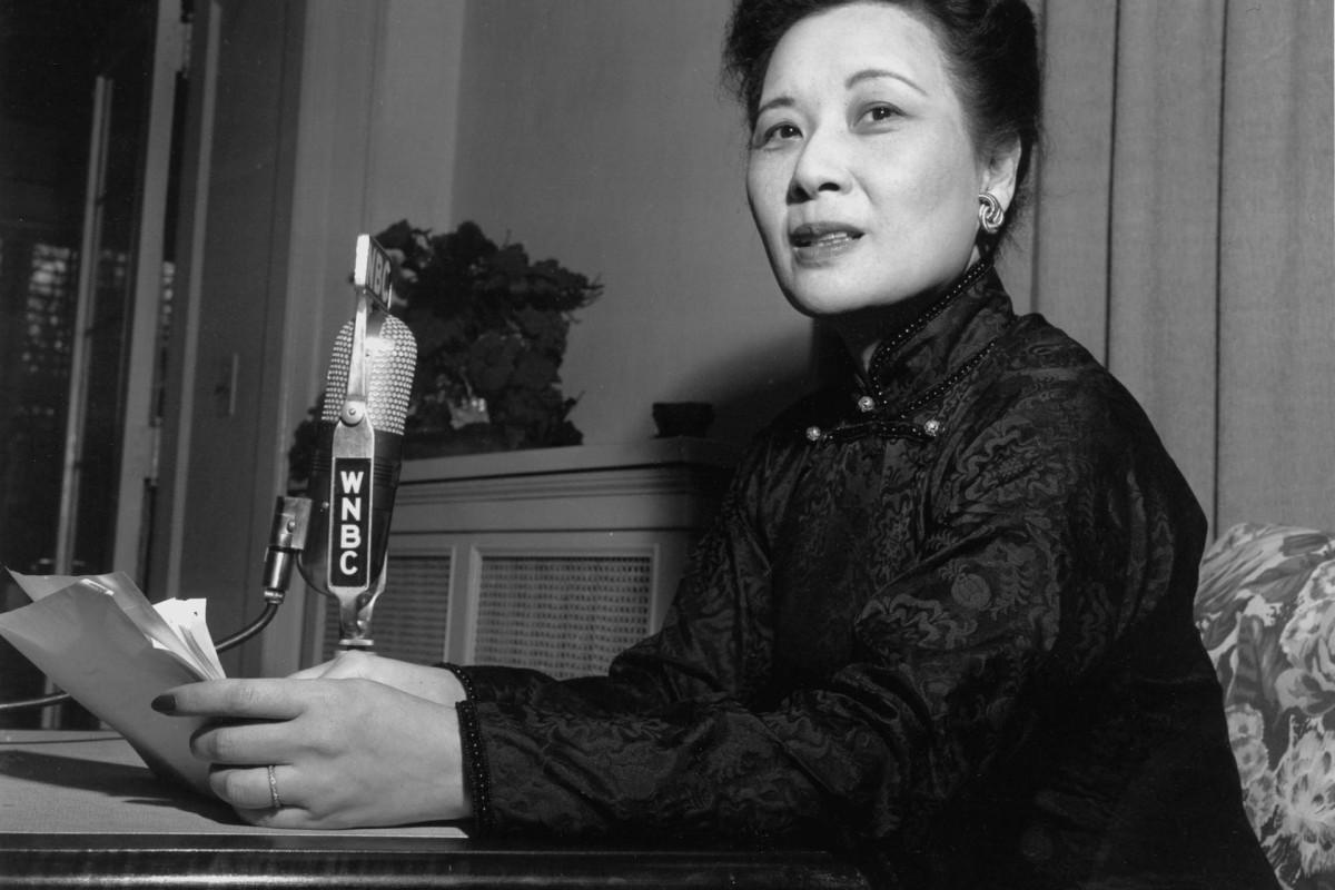 Madame Chiang Kai-shek.