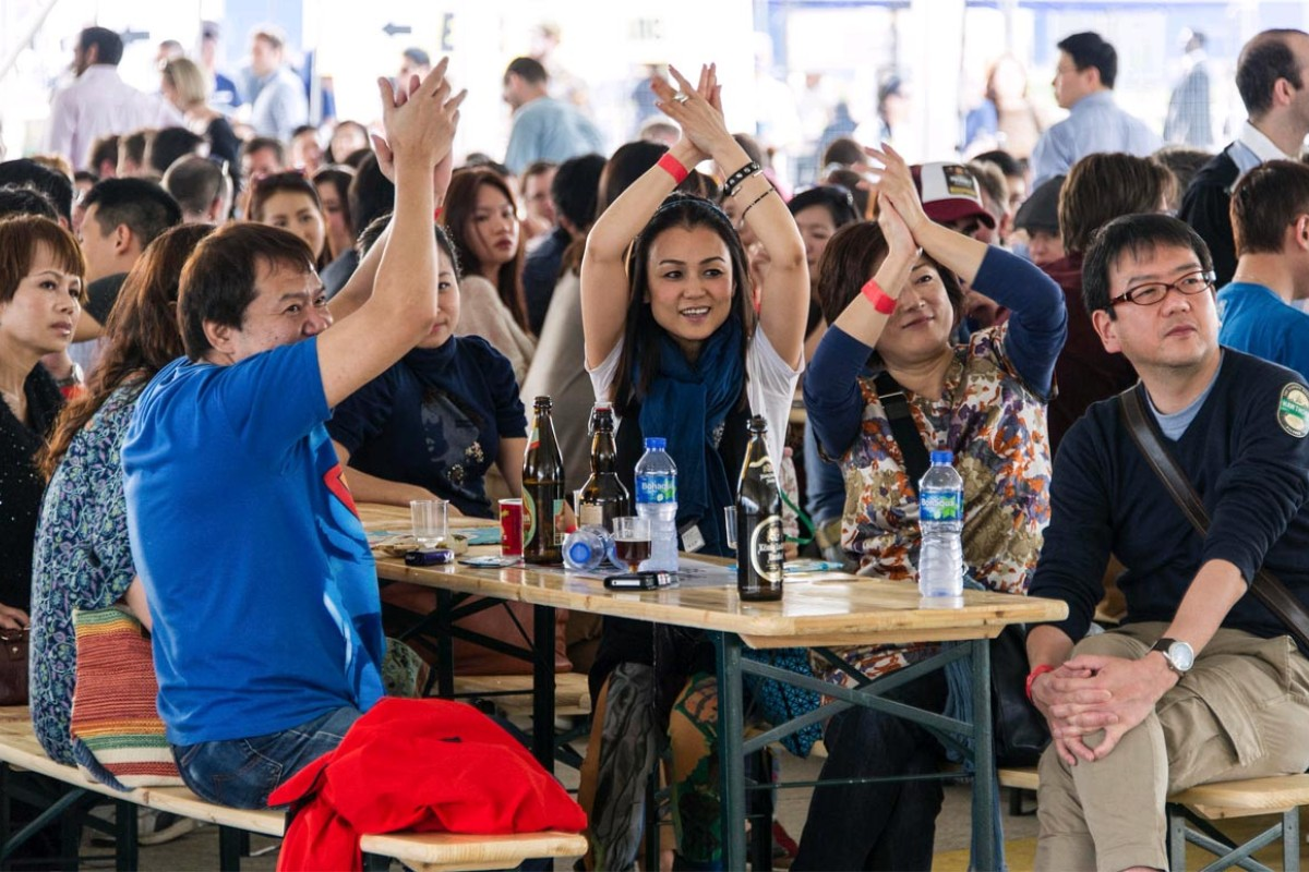 The second Hong Kong Beertopia Festival, held in April at the West Kowloon waterfront, attracted 5,000 visitors.
