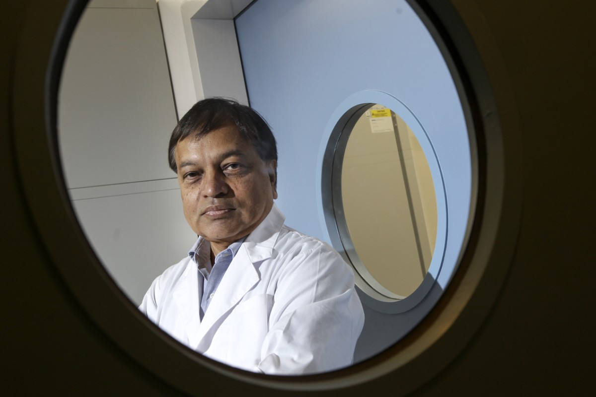Professor Malik Peiris, who discovered the Sars virus.