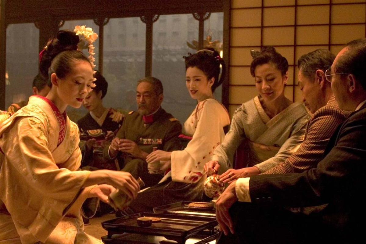 Memoirs of a Geisha was Gong Li's Hollywood breakthrough.