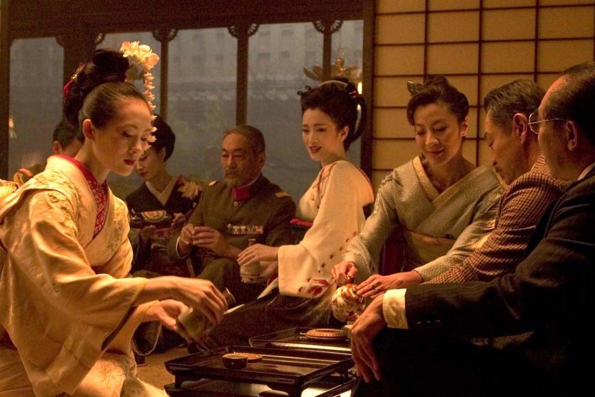 Memoirs of a Geisha was Gong Li's Hollywood breakthrough.
