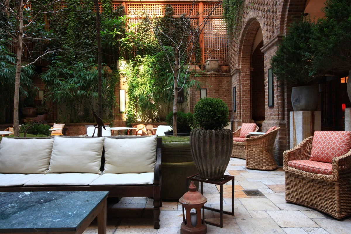 Hot spots: the Greenwich Hotel, New York   Post Magazine   South ...