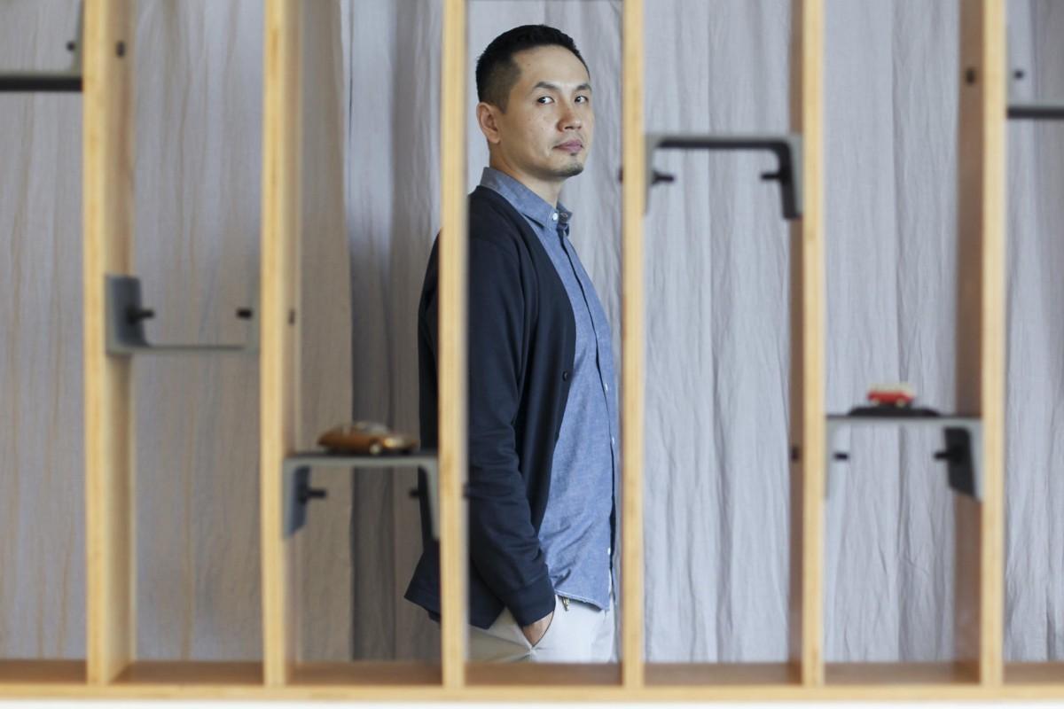 Gene Miao. Photos: May Tse