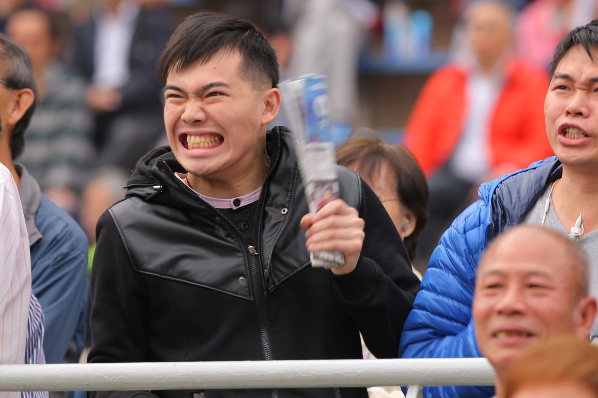 Racing fans in Hong Kong are as obsessive as anywhere else in the world. Photo: Kenneth Chan