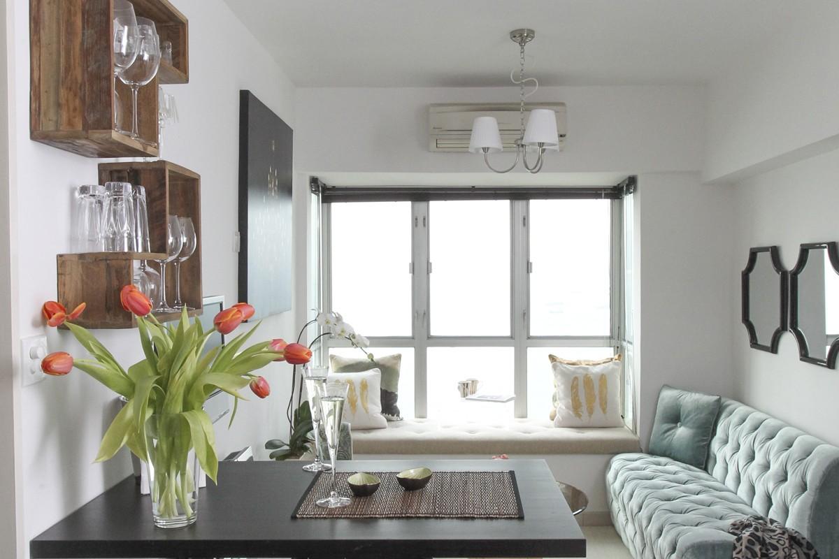 how to make a 370 sq ft hong kong flat seem roomy post magazine
