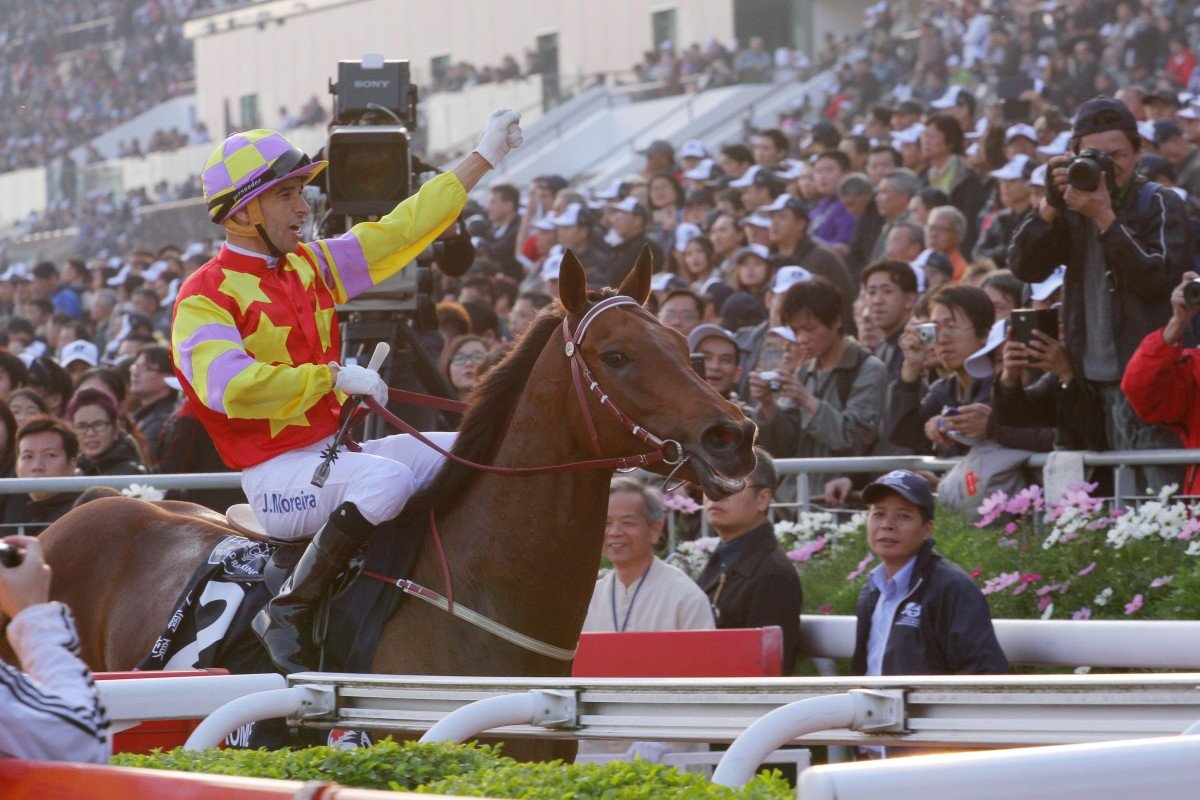 Designs On Rome will step out for the first time since winning the Hong Kong Cup in December. Photo: Kenneth Chan