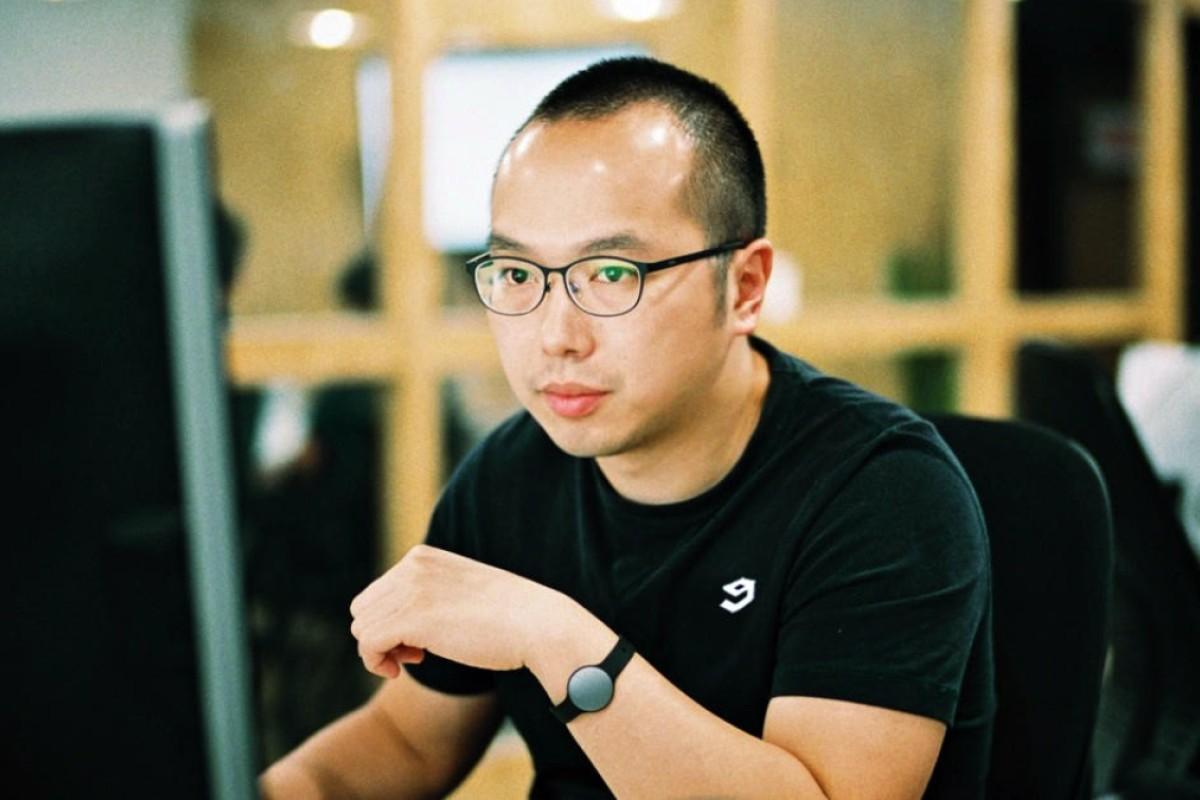 Ray Chan, of 9Gag. Photo: 9Gag