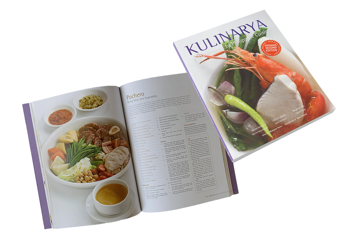 Cookbook a singaporean recalls the delicious filipino food his food book kulinarya a guidebook to philippine cuisine forumfinder Images