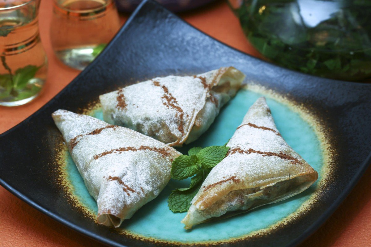 Susan Jung\'s recipe for bisteeya, a savoury-sweet treat from Morocco ...