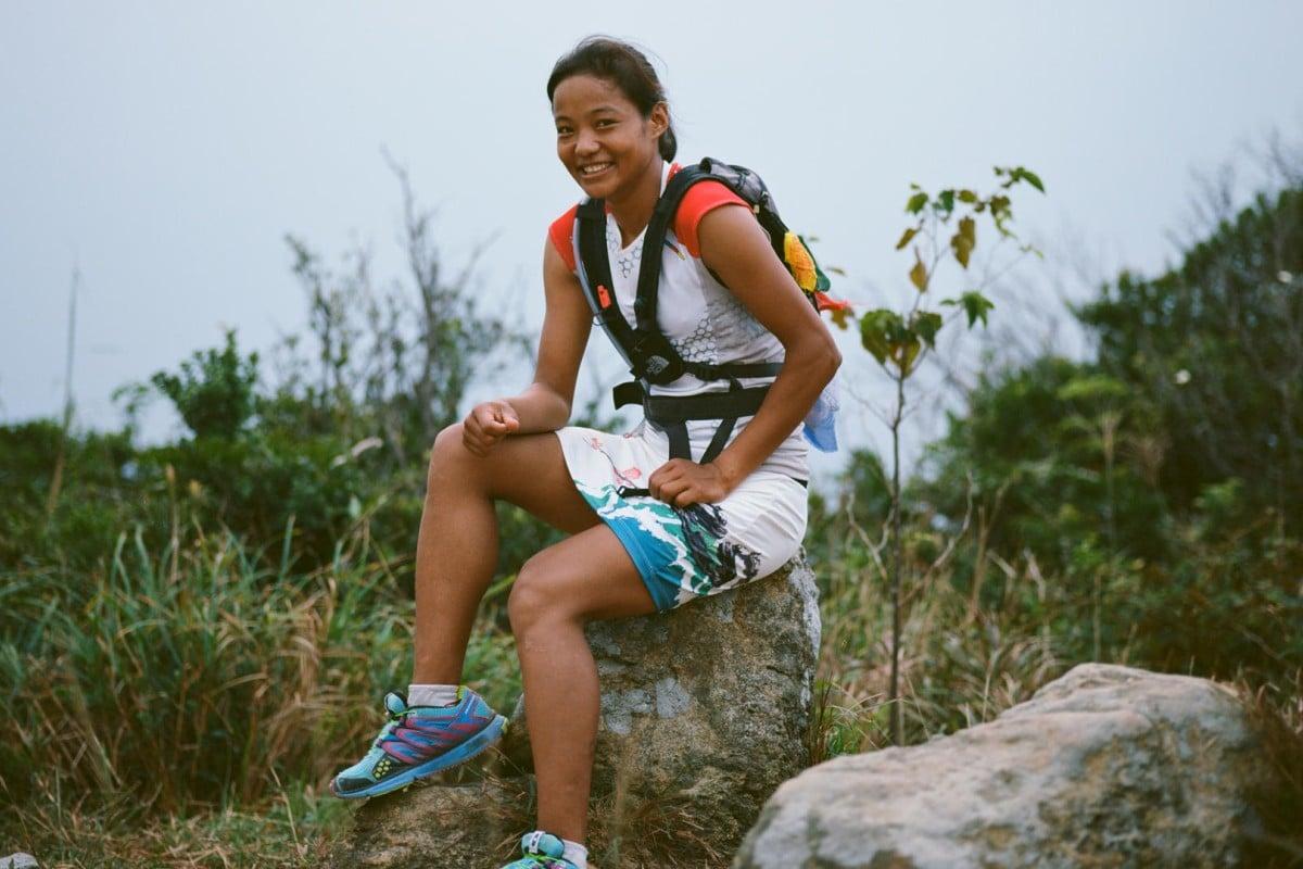Ultramarathon runner Mira Rai.