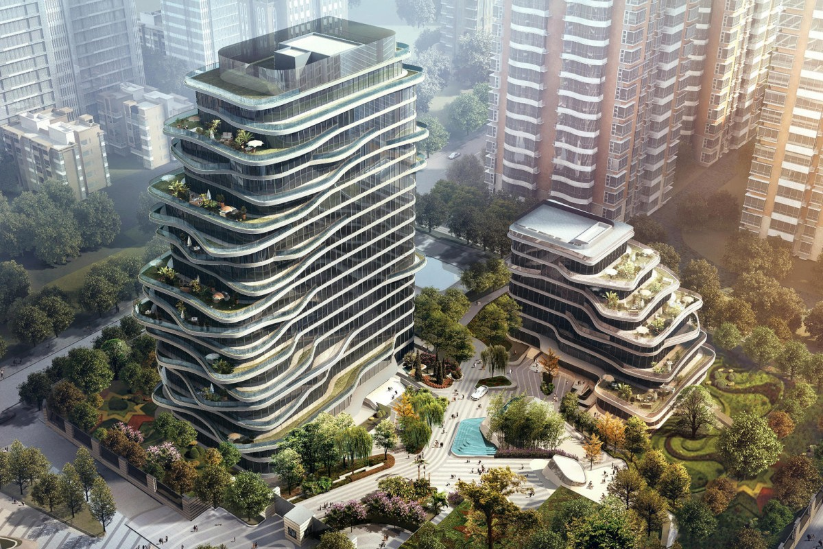 Armani has collaborated with Smart Hero Group for this project in Beijing, China. The building has been nominated as one of the Top 10 Contemporary Buildings in China.