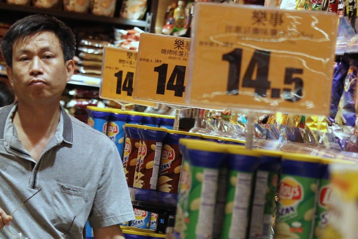 Taste Supermarket at Festival Walk, Kowloon Tong. Photo: Dickson Lee