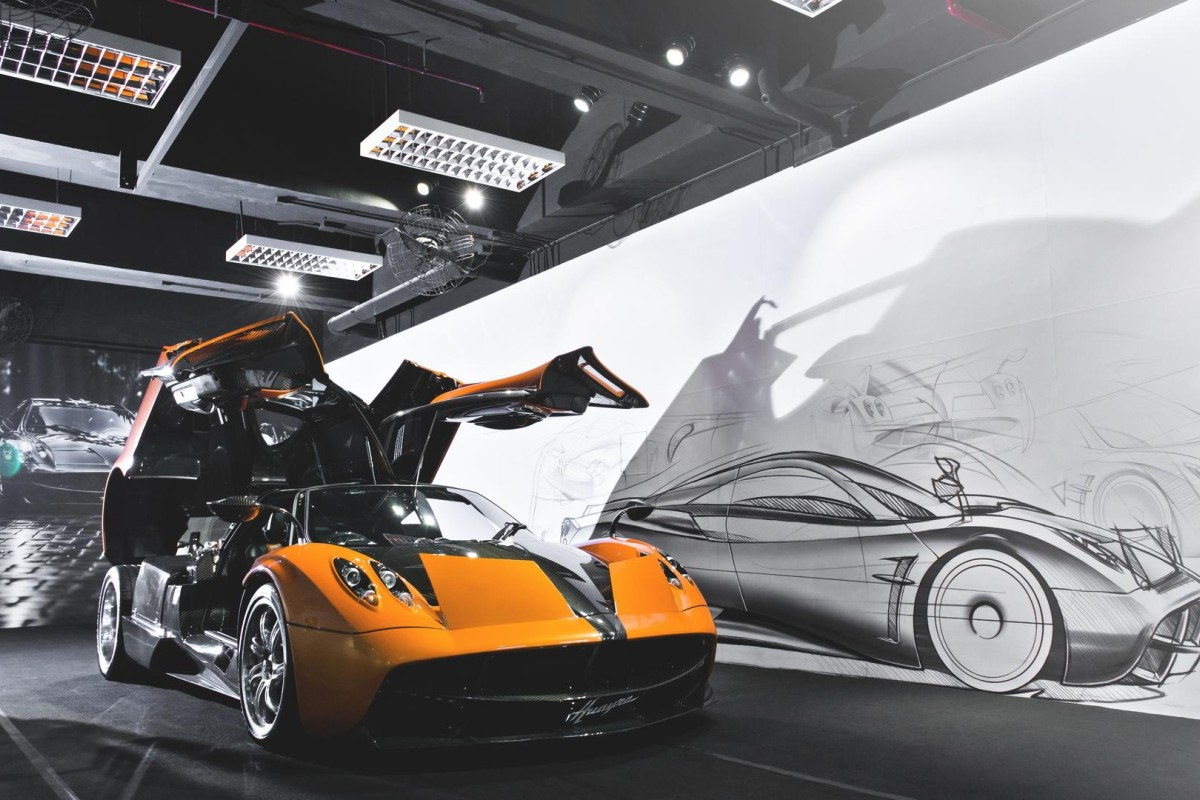 Pagani Customers Can Get Cars Fixed At Service Centre In Hong Kong - Cool cars service centre