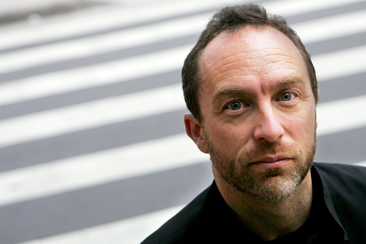 Jimmy Wales. Photo: Tiago Queiroz/Agencia Estado